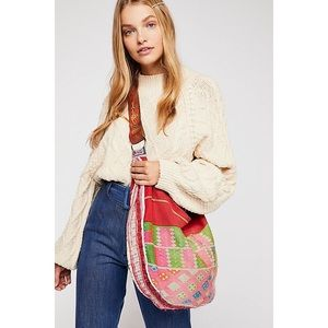 Free People Thai Hmong Bag by Tricia Fix